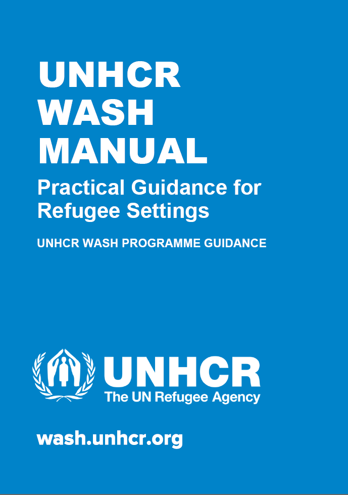 UNHCR WASH Manual